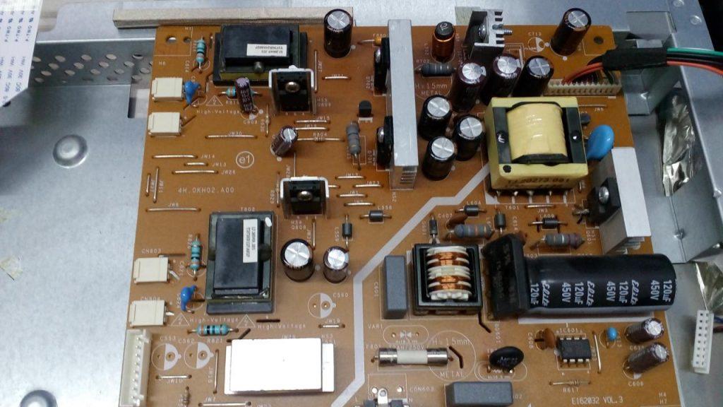 Ремонт блока питания 4H.0KH02.A00 E162032