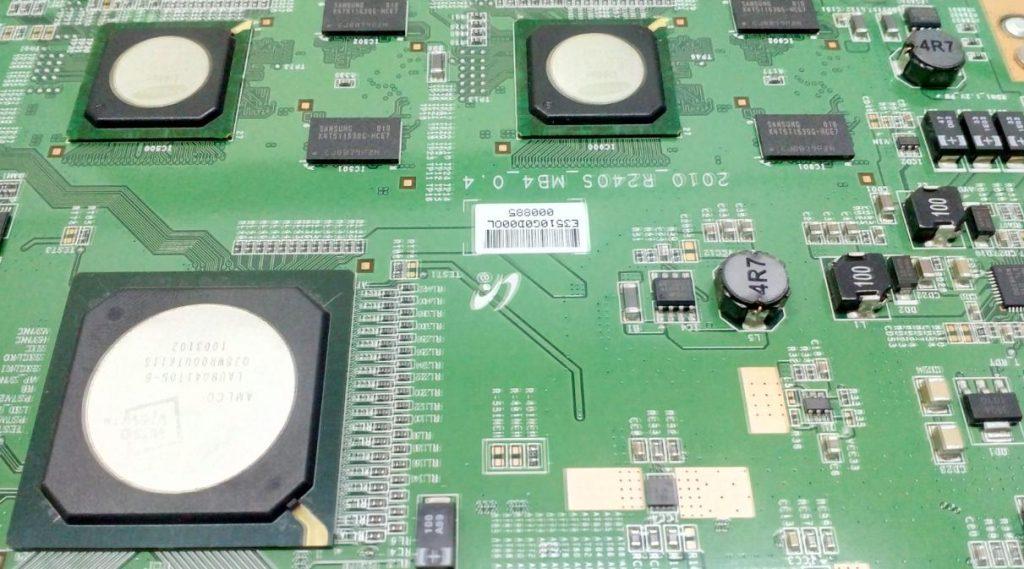 Плата t-con 2010 R240S MB4 0.4