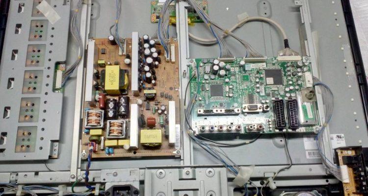 Ремонт телевизора LG 26LC41-ZA - Houston Service