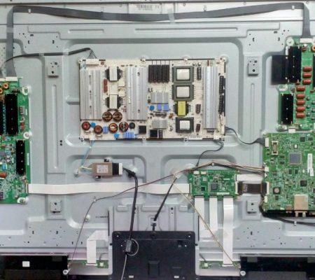 Ремонт телевизора Samsung PS64D8000FS не включается