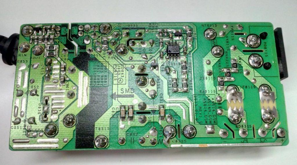 Блок питания от тв Samsung UE22F5410AK