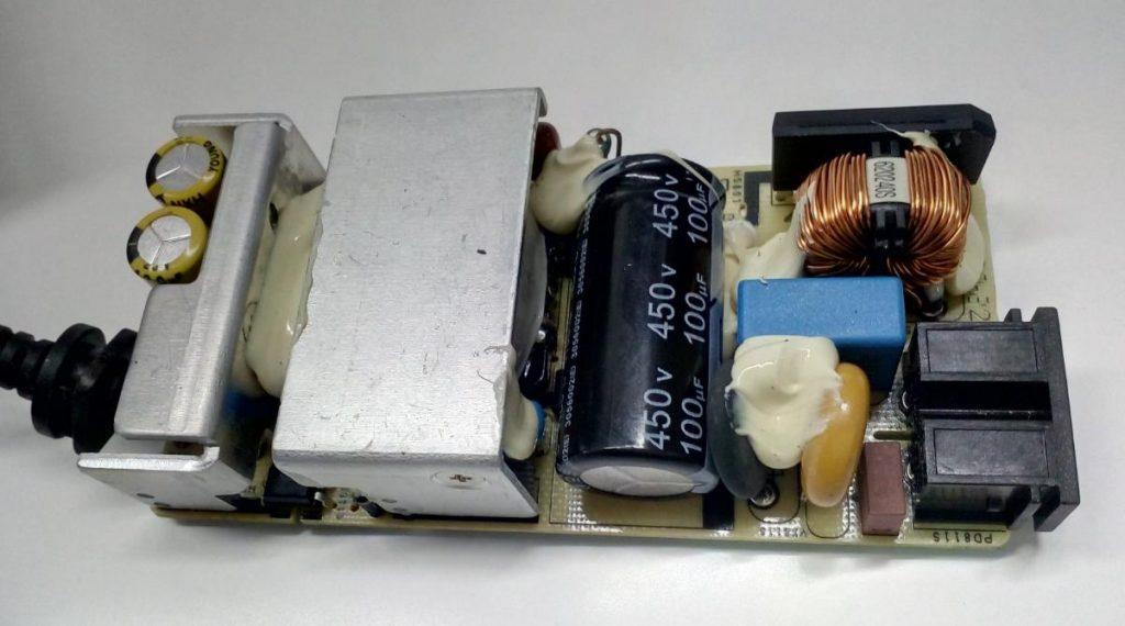 Ремонт блока питания A4514 DSM