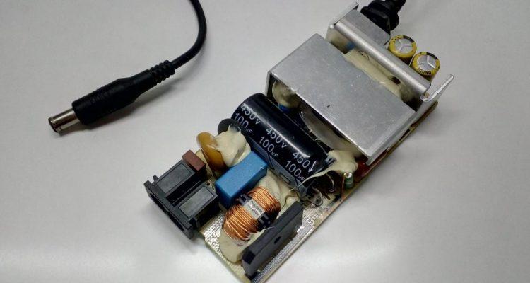 Разобранный блок питания A4514 DSM