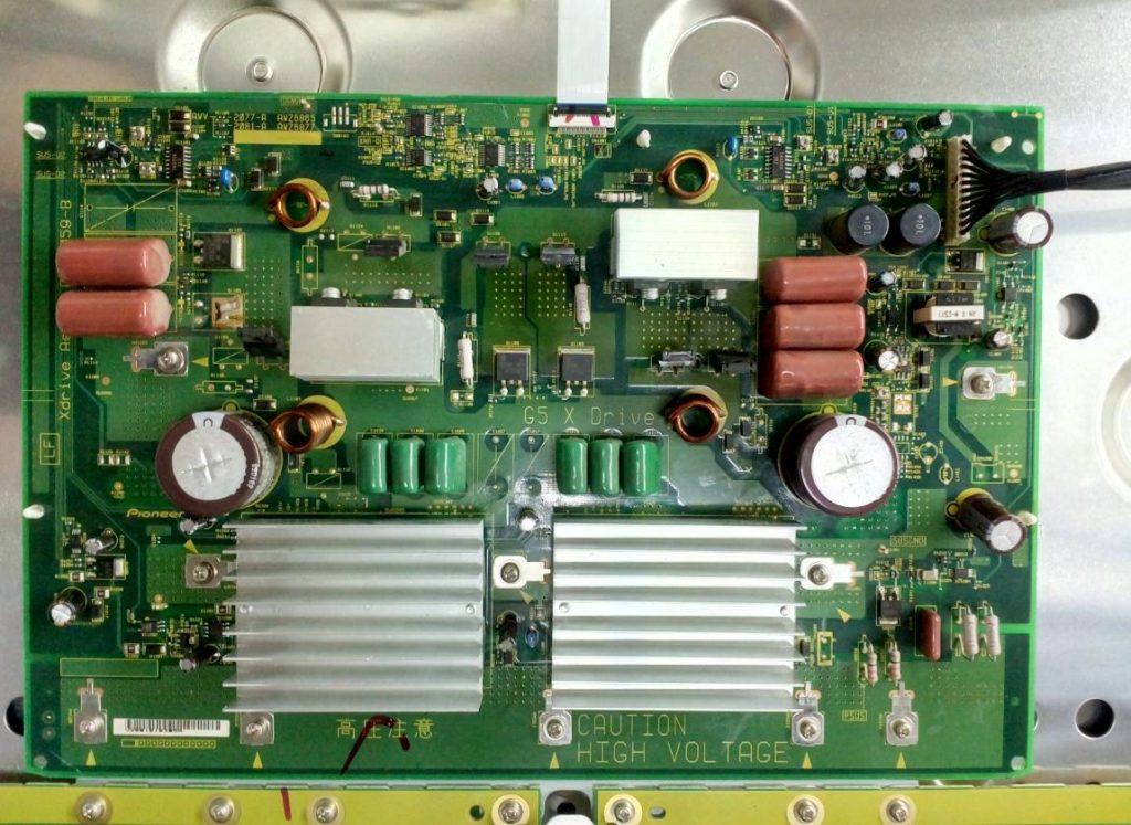 Плата X-DRIVE ANP2059-B AWZ6877