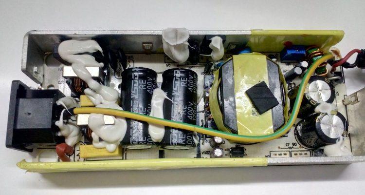 Ремонт адаптера XVE-8400150 INMOTION
