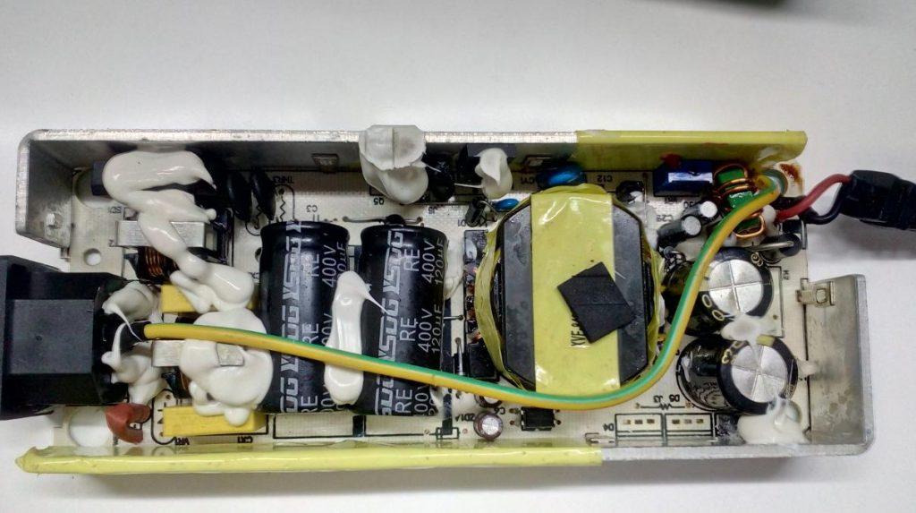 Ремонт блока питания XVE-8400150 INMOTION