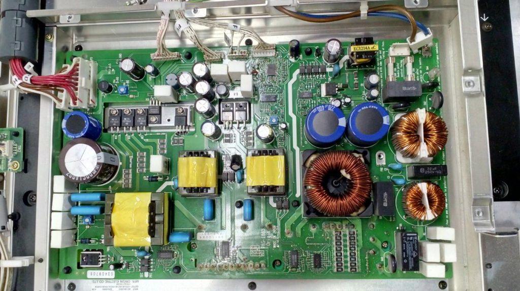 Блок питания PKG-1885 от Toshiba 35WP26M