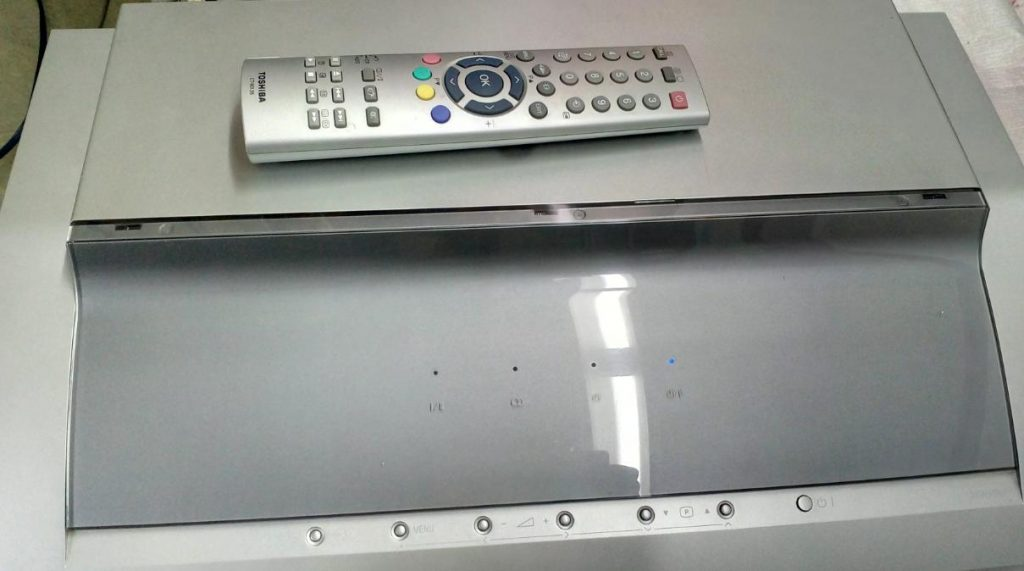 Внешний тюнер PTB351 от Toshiba 35WP26M