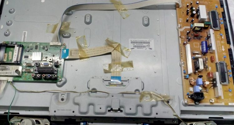 Ремонт телевизора Samsung LE32B350