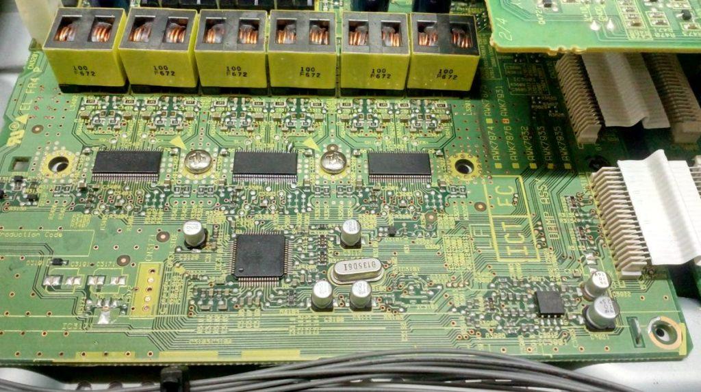 Замена микросхемы усилителя мощности TAS5122
