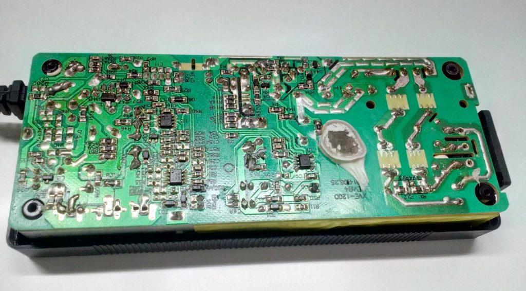 Ремонт зарядного устройства XVE-8400150