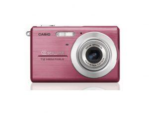Ремонт фотоаппаратов Casio Exilim