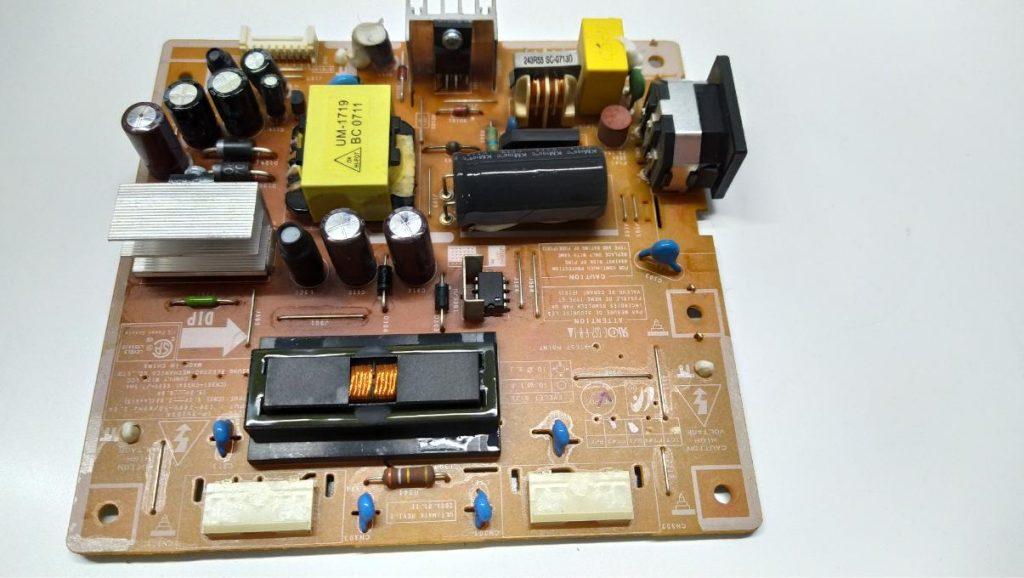 Ремонт блока питания IP-35155A