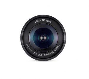 Ремонт объективов Samsung