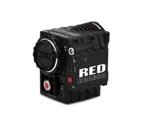 Ремонт видеокамер RED Epic
