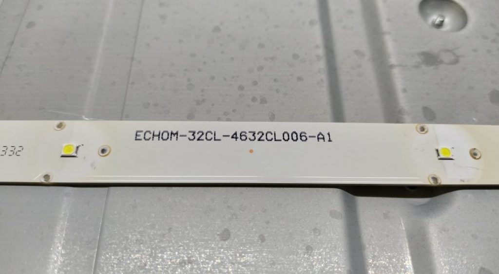 Планки подсветки ECHOM-32CL-4632CL006-A1