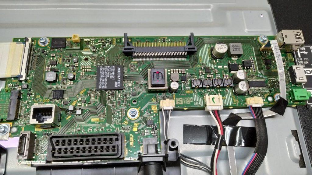 Главная плата 1-980-335-12 от Sony KDL-49WD755