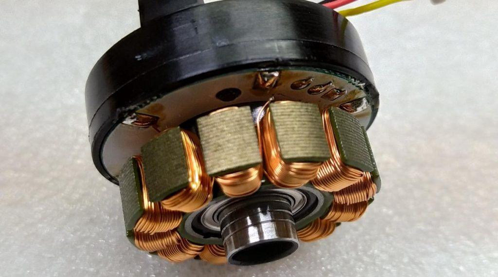 Неисправен мотор стедикама Moza Mini-Mi
