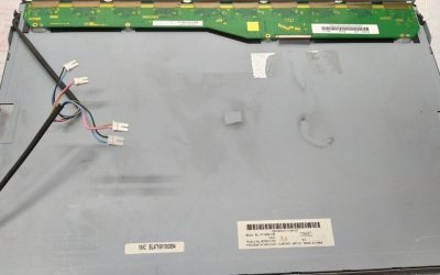 Монитор Asus VW191S нет подсветки