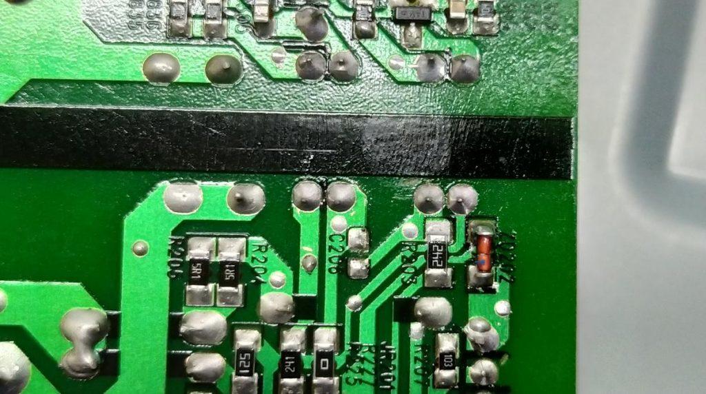 Блок питания HSS30D-2M9 XR7.820.203V1.2 фото
