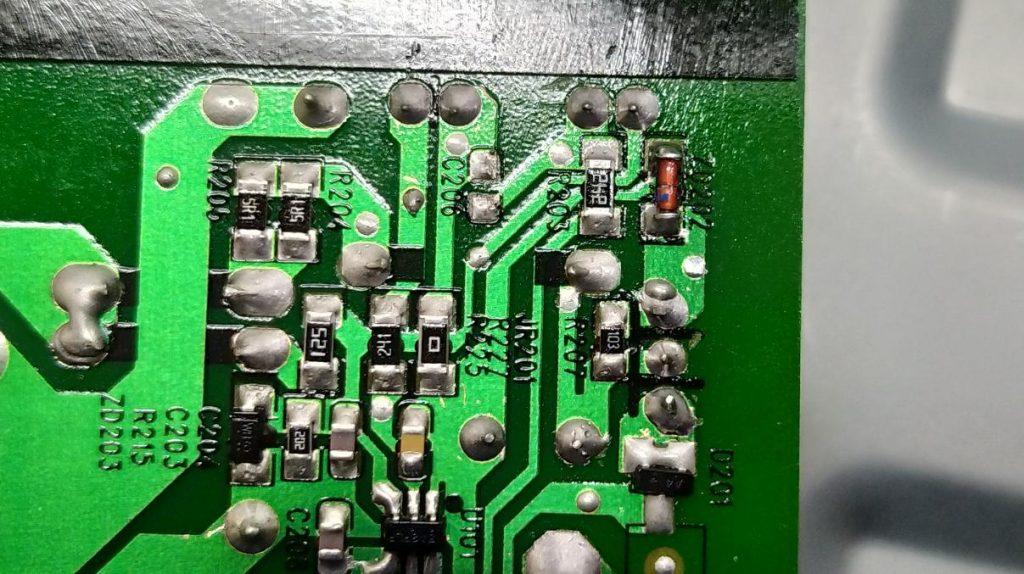 Блок питания HSS30D-2M9 XR7.820.203V1.2 фото 2