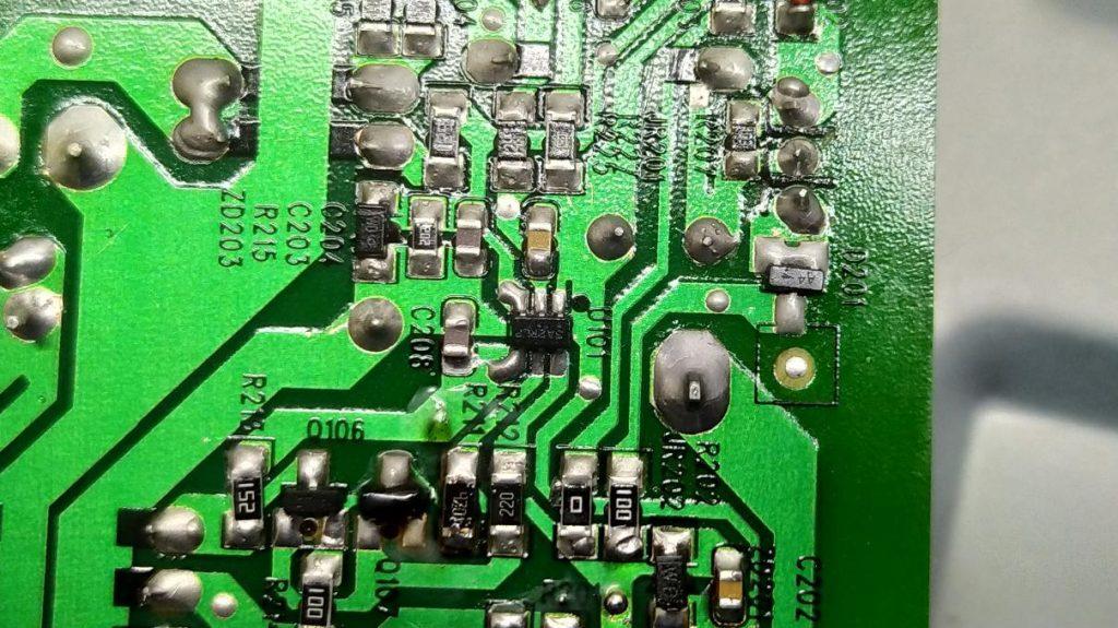 Блок питания HSS30D-2M9 XR7.820.203V1.2 фото 3
