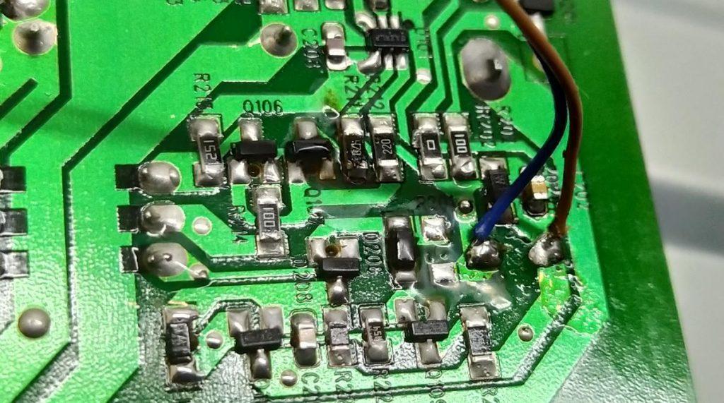 Блок питания HSS30D-2M9 XR7.820.203V1.2 фото 4