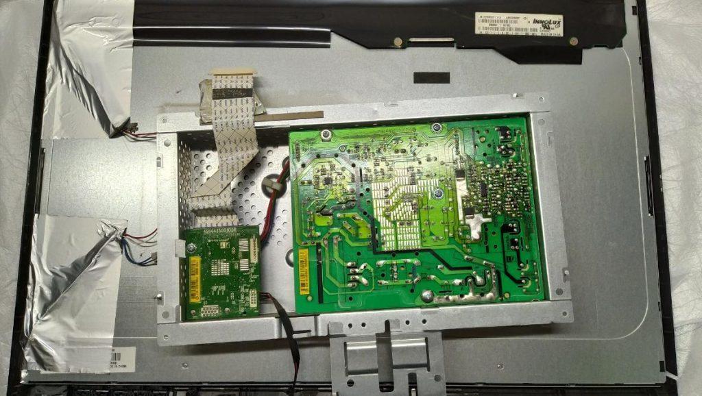 Ремонт монитора LG W2234S