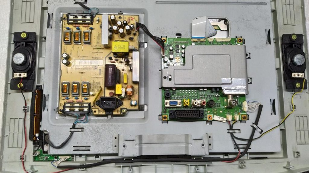 Ремонт телевизора Samsung LE20S52BP