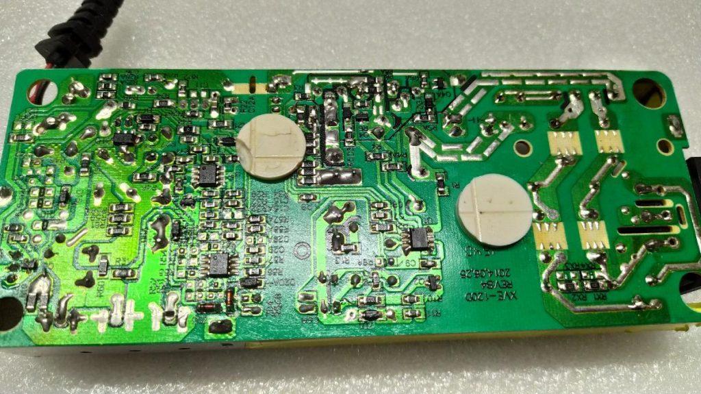Ремонт зарядки XVE-8400150 INMOTION
