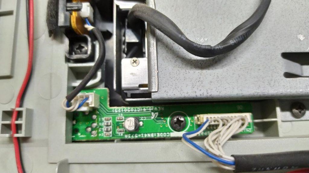 Телевизор Samsung LE20S52BP на ремонте