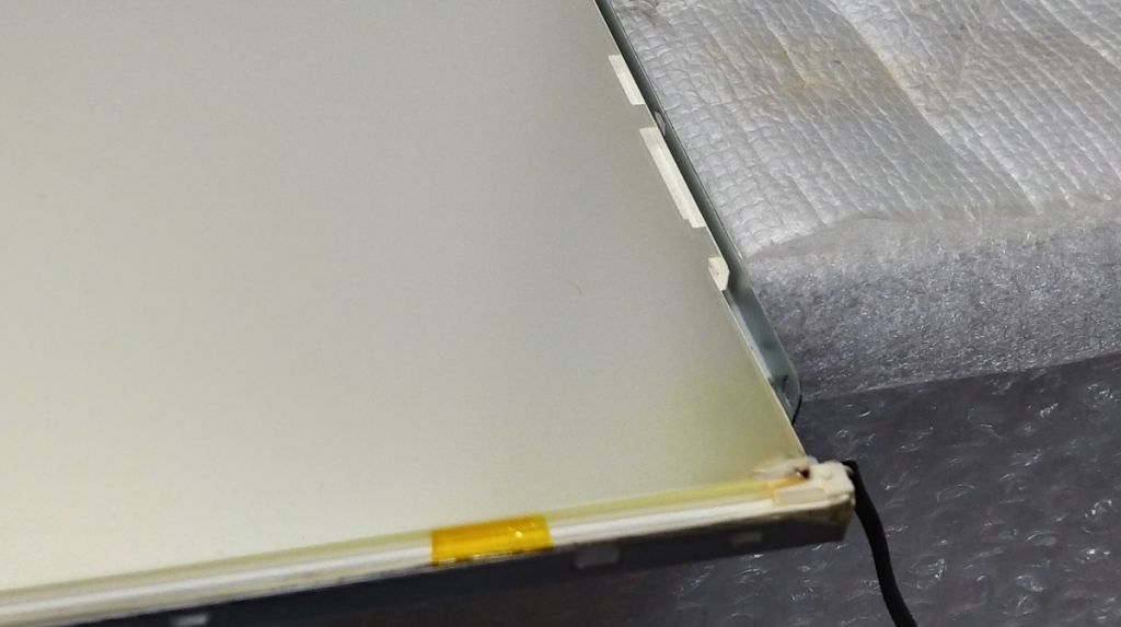 Восстановление подсветки монитора NEC EA221WV