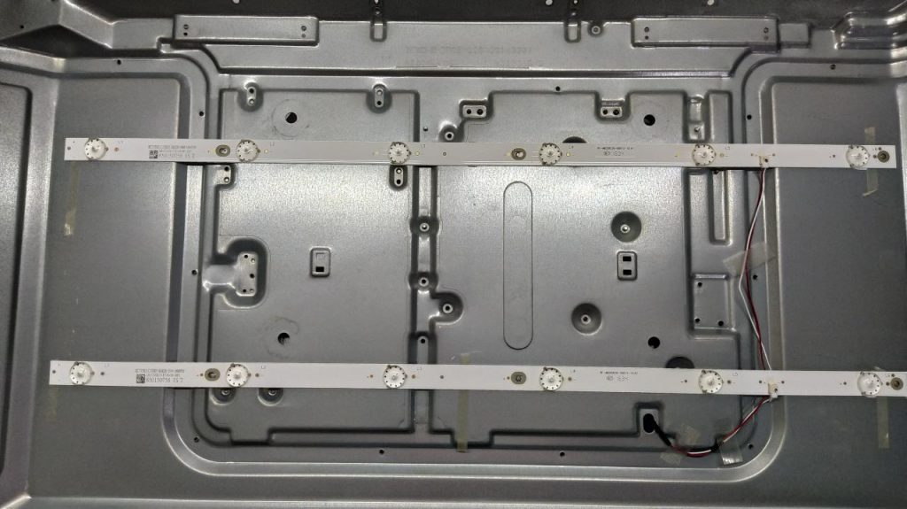 Ремонт подсветки Bravis LED-32E2000