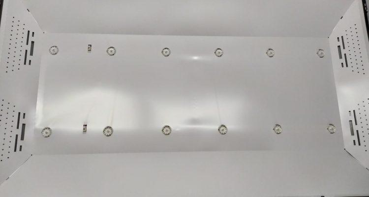 Замена подсветки телевизора Bravis LED-32E2000