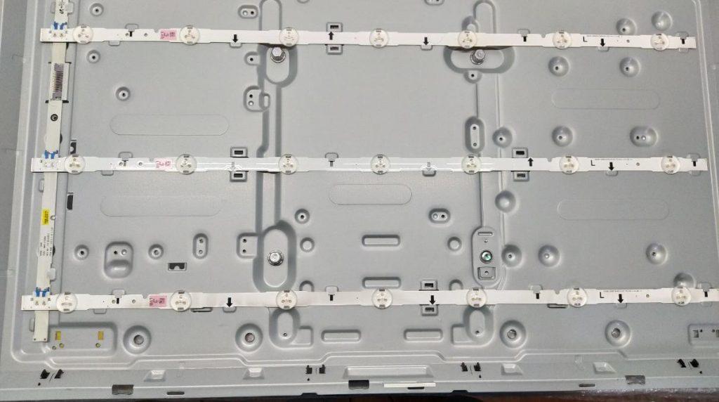 Замена подсветки телевизора Samsung UE32H4270AU