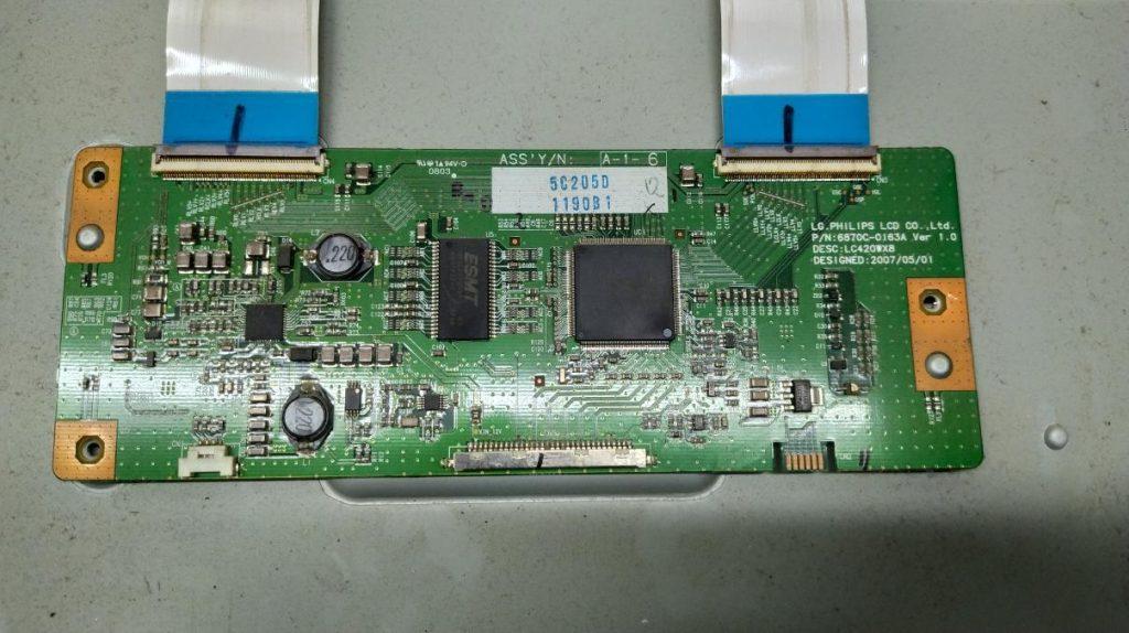 T-con 6870C-0163A LC420WX8