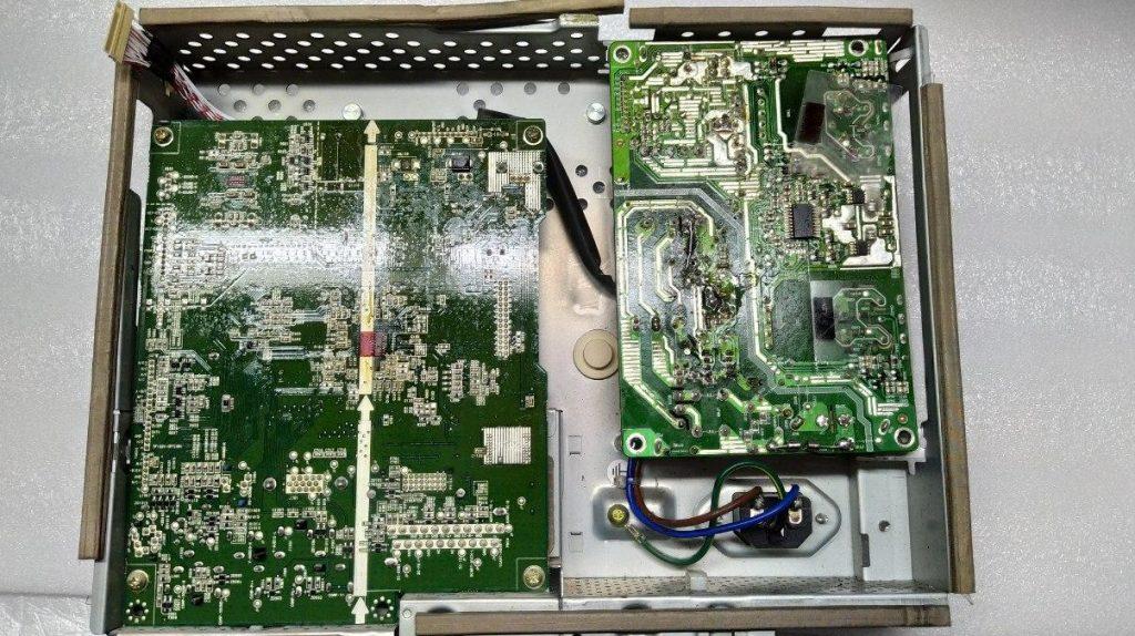 Ремонт монитора LG M228WA