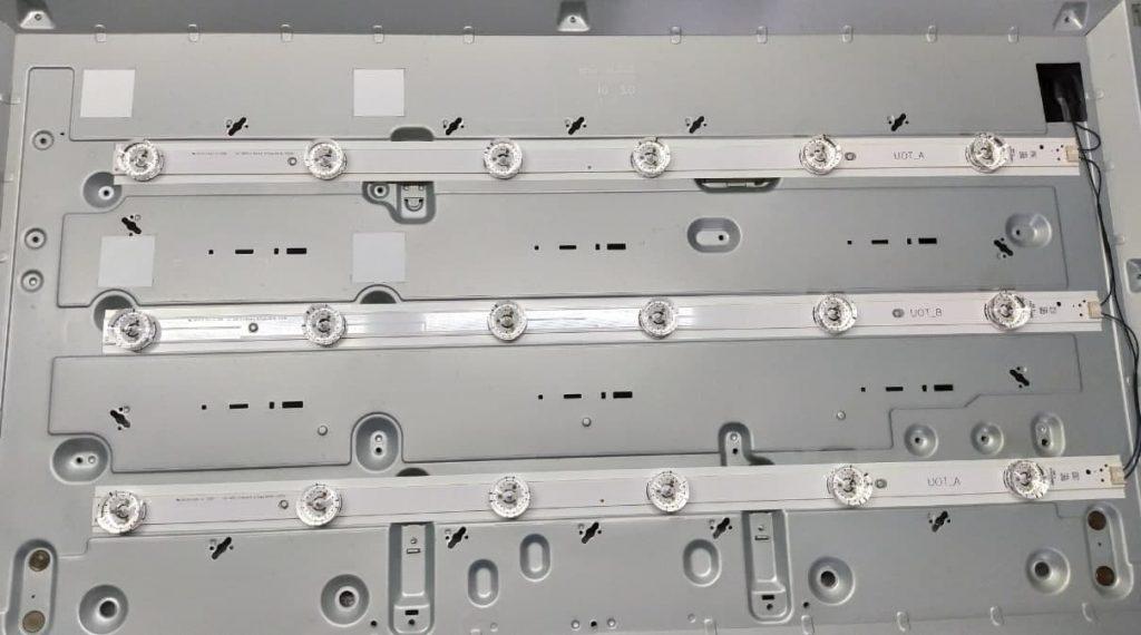 Ремонт подсветки LG 32LF580V