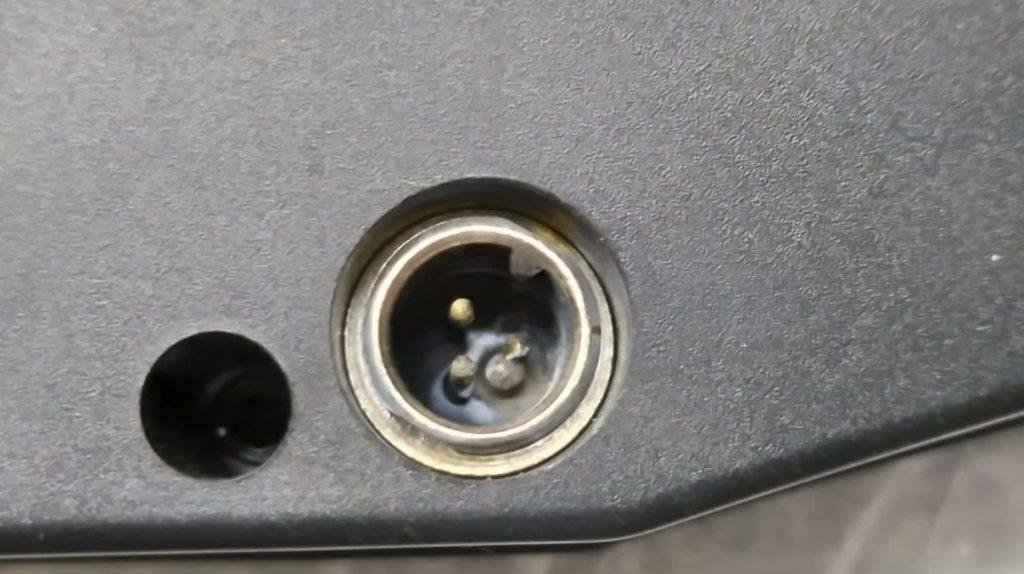 Гироборд Rover Mini N3 неисправен разъем зарядки