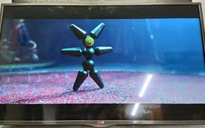 Телевизор LG 42LA620V проблема с подсветкой