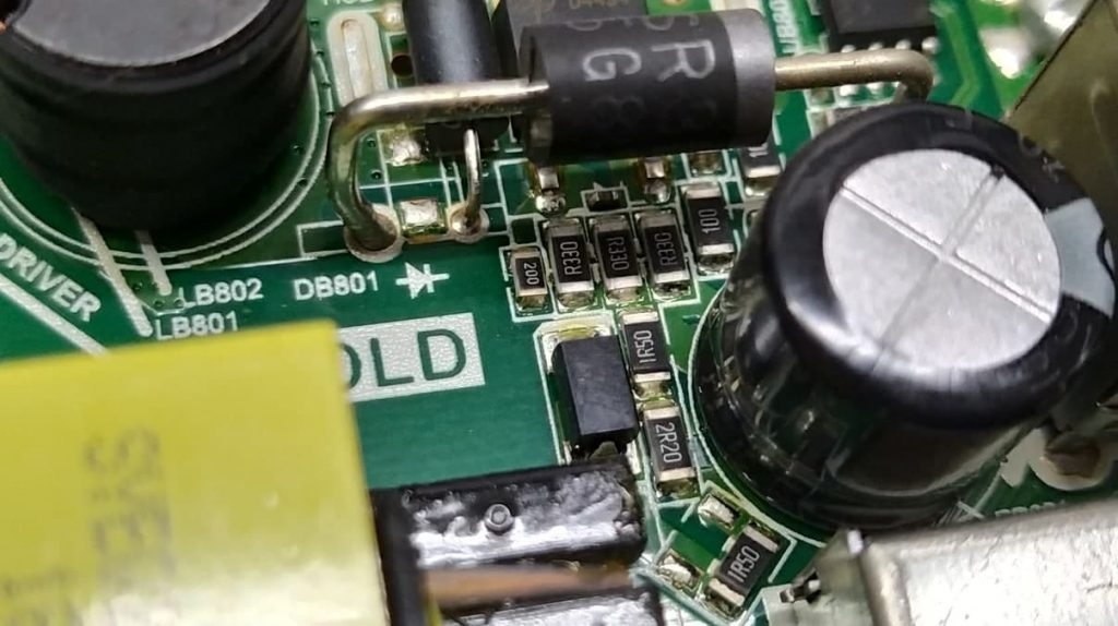 Доработка по уменьшению тока подсветки Nomi 32HT11