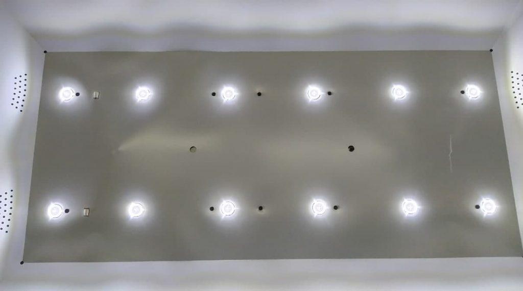 Замена светодиодов в телевизоре Nomi 32HT11