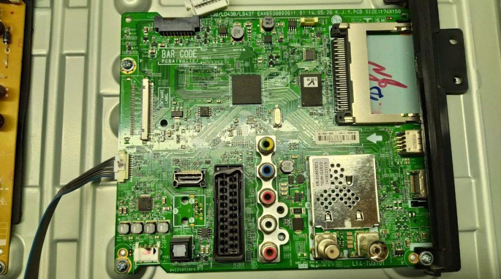 Main Board EAX65388006 (1.0)