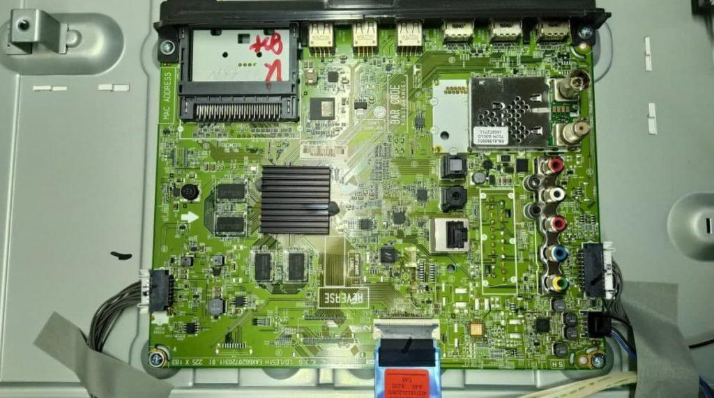 Main Board EAX66207203 (1.0)