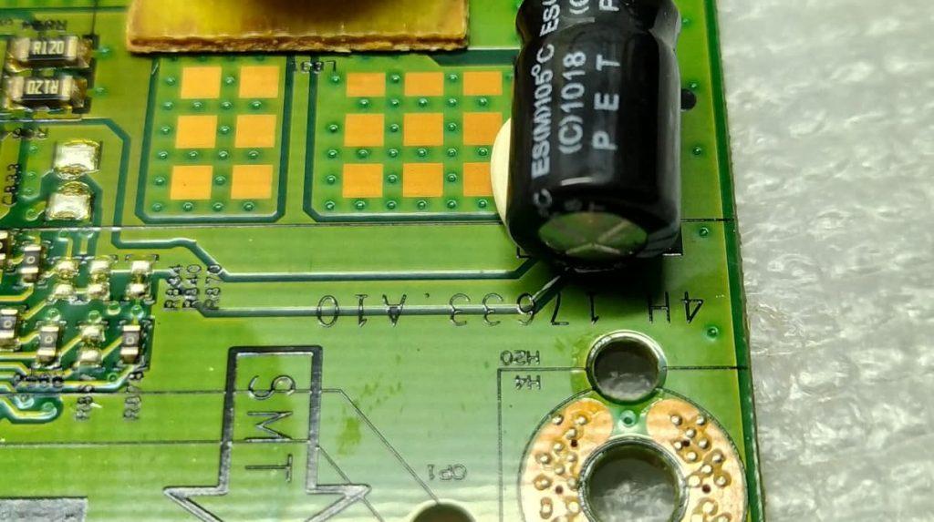 Плата LED подсветки 4H.17633.A10