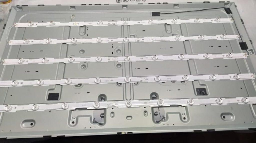 Планки подсветки телевизора LG 49LF640V