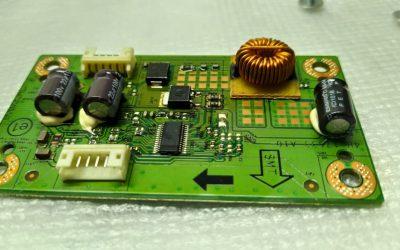 Ремонт платы LED драйвера 4H.17633.A10