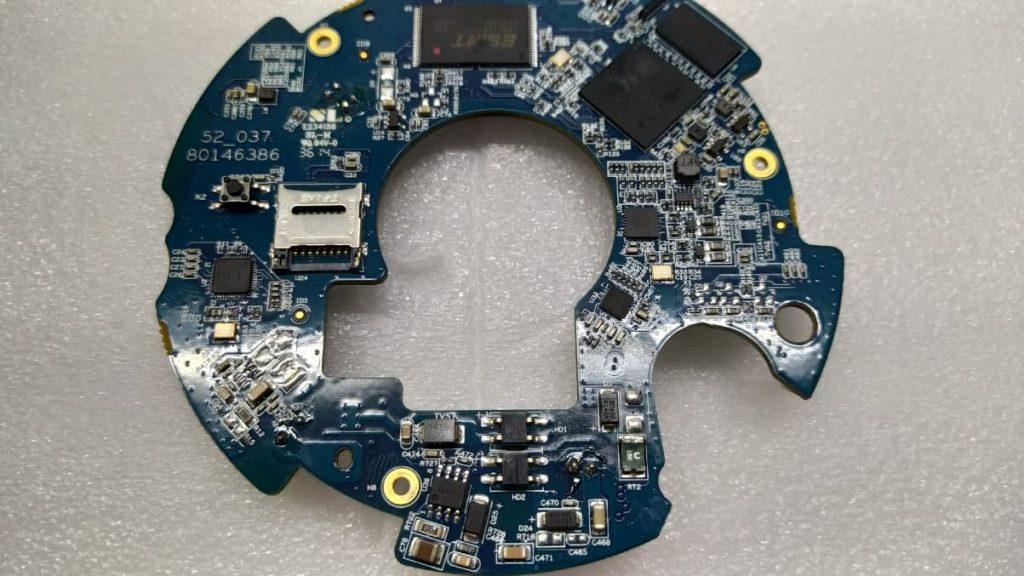 Ремонт камеры наблюдения Dahua Tech