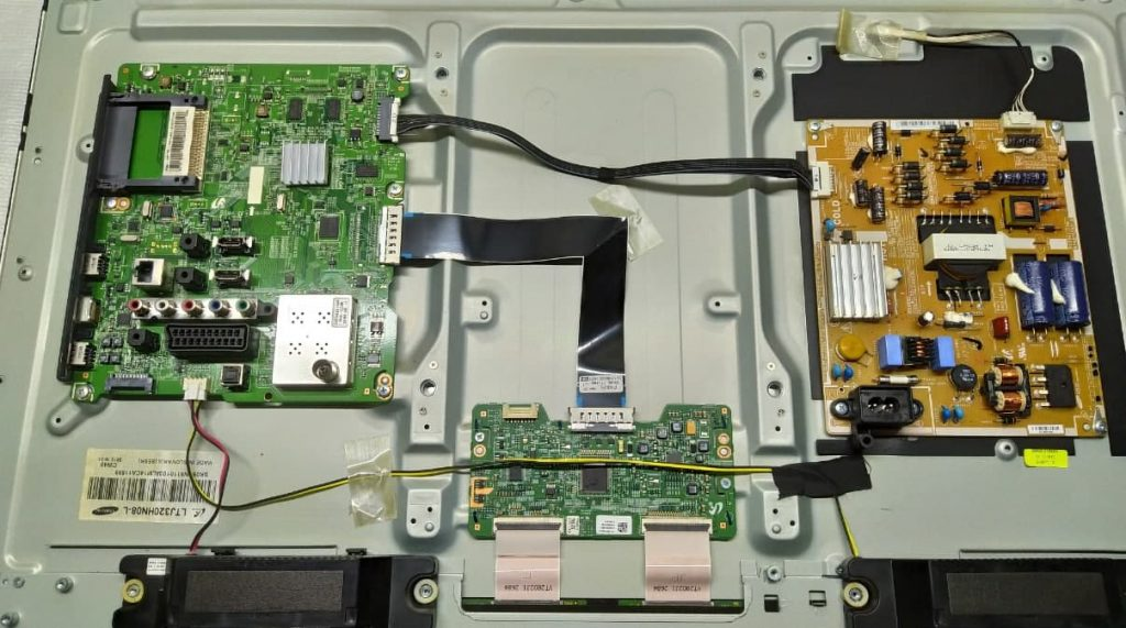 Ремонт подсветки тв Samsung UE32ES5507V
