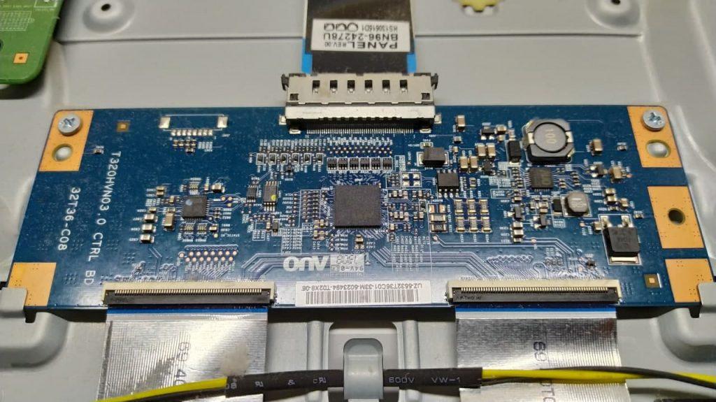 Плата T-con-T320HVN03.0